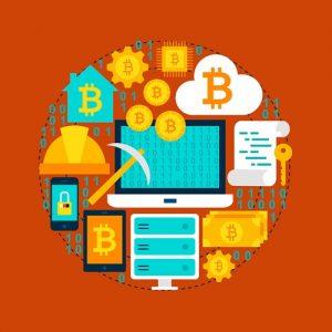 Bitcoin Mining Prozess